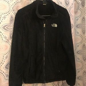 North Face Jacket- Black puffy style